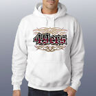 NEW 49ers White Hoodie Sweatshirt Men's Women's S M L XL 2X 3X San Francisco