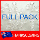 SWAROVSKI BICONE BEADS 5328 Crystal Clear 001 * All Sizes * Bicone Factory Pack