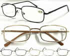 L38 3Pairs Classic Style Design Reading Glasses Spring Hinges+75+100+150+200+250