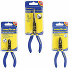 Goodyear High Quality Mini  Side Cutters, Combination Or Extra Long Nose Pliers