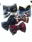 Внешний вид - Twinkle Bows and Toes School uniform Hair Bow matches LANDS' END school uniform