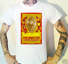 DONOVAN Vintage sixties poster T-Shirt New! Cosmic Wheels Mellow Yellow