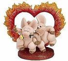 Piggins Collectibles 14267 HEARTS ON FIRE14283 Piggins OUT AT CHRISTMAS