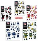 Family Decals 6 Pack (NEW) Auto Car Stickers Emblems NFL -Pick Team on eBay
