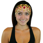 RHINESTONE HEADBAND BELLY DANCE ACCESSORY CHEAP LOW PRICE FAST FREE SHIPPING