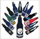 NFL Football Bottle Suit Koozie Drink Holder- Pick Team $2.45 USD on eBay