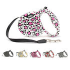 Brand New Fashion Explore Retractable Dog Leashes 3M Pet Supports Up to 30kg