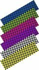 "New Enuff Chequered Square Pro Scooter/Skateboard Board Grip Tape-9""x33"" Sheet"