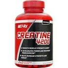 Met-Rx Creatine 4200 muscle strength+recovery 240 Capsules  Get i ship fast