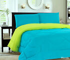 Down Alternative Reversible Lightweight Comforter  All Sizes & Assorted Colors