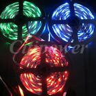 5M 3528 Non-Waterproof RGB 300 LED Strip Lamp 24 44 KEY IR 12V 2A Power Supply