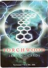 Torchwood Common Trading Cards Pick From List 002 to 049