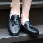 BELIVUS BS062 Acrolect tassel/ verified best quality leather shoes/ Blacks