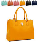 New Women's Shoulder Bag For women  Handbags Lock decoration Tote bag Purses