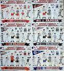 Spirit Family Decals 17 Pack (NEW) Auto Car Stickers Emblems MLB -Pick Team on Ebay