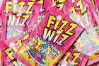 Fizz Wiz Popping Candy - Cherry - Retro Sweets Space Dust - Select Quantity