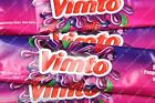 Vimto Chew Bars, Retro Sweets, Party Bags Select Your Quantity