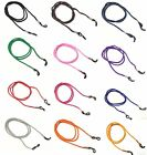 "(S1C) ""Buy 2 get 1 FREE Slim Cords"" for Glasses/Neck Safety Strap/Chain/String"