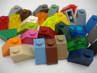 Lego Slope Brick 45 deg 2 X 1 Part No 3040 Colours & Qty Listed