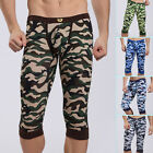 New Cool Sexy Men's Camouflage Cotton Underwear Short Pants Shorts 3 Size S M L