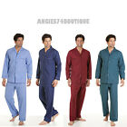 Haigman Mens Pyjamas Poly Cotton Size S M L XL XXL XXXL 3XL Assorted Colours