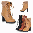 New Style Women's Sexy High Heel Boots Mid Calf Shoes US All Size Y917