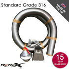 New Reflex Chimney Relining Pack Kit 316L Stainless Steel HETAS Class 1