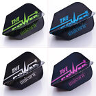 5 x SETS UNICORN THE POWER SLIM DART FLIGHTS PHASE 5 PHIL TAYLOR - Choose Colour