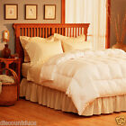Pacific Coast®  Down Comforter Light Warmth - White Twin Full/Queen King Sizes