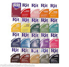 Rit Dye Powder Fabric Dye - ALL Colors