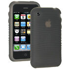 Amzer Case for Apple iPhone 3 & 3G S Silicon Skin Jelly Case 5 Colours