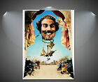 The Adventures of Baron Munchausen Vintage Movie Poster - A1, A2, A3, A4 sizes