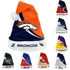 NFL Plush Christmas Santa Hat Team Logo - Pick Team SALE !!