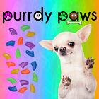 Soft Nail Caps For Dog Claws * COMBO COLORS * Purrdy Paws USA SELLER