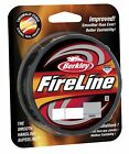 BERKLEY FIRELINE 110m All Sizes 008 025mm All Colours Smoke Crystal Green