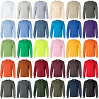 Gildan Ultra Cotton Long Sleeve T-Shirt Cotton Tee  Size S-5XL 2400 image