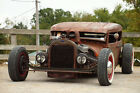 Rat Rod HD Poster Chopped Rat Ride Car Print multiple sizes available