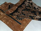 BNWT-Beautiful Crushed Velvet and Chiffon Scarves in a Variety of Colours