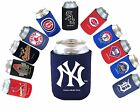 MLB Baseball Can Kaddy Koozie Drink Holder- Pick Team
