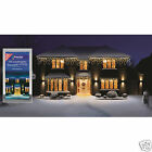 Premier 720 Supabrights Snowing Icicles Christmas Lights Outdoor 17.8m 4 Colours