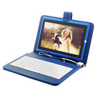 "7"" Google Android 4.0 8GB Tablet PC Multi-Core Dual Camera Wifi W Keyboard Case"