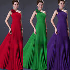Long Chiffon Evening Formal Party Ball Gown Prom Cocktail Dress Bridesmaid Dress
