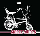 Chopper Bicycle Raleigh T Shirt Hipster 70s Retro bike Lowrider Vintage