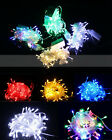 10M/20M/30M/40M/50M String Fairy Lights Christmas Party Indoor/Outdoor light
