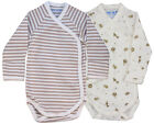 Under the Nile 100% Organic Egyptian Cotton Long Sleeve Baby Body Suit - 134557