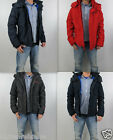 NWT Abercrombie & Fitch Men Classic All Season Weather Warrior Jacket Hollister