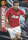 MANCHESTER UNITED 2014 OFFICIAL TRADING CARD COLLECTION BASE CARDS BY PANINI NEW