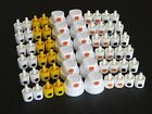 Lot Spray Paint Can Caps! Mixed Nozzle Tips Ny Fats Thins Outline Rusto Dots