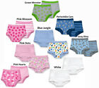 iPlay 2 Pack Girls or Boys Cotton Pull On Potty Training Pants Underwear 157603 image