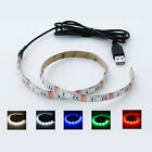 USB LED Leiste 50cm f. Notebook Laptop PC Auto LED Strip e Lampe Band Lichtkette